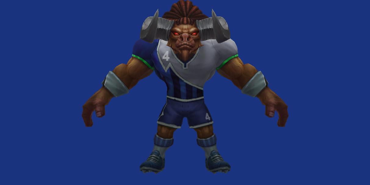 LMHT: Riot Games thử nghiệm 6 trang phục mới 3
