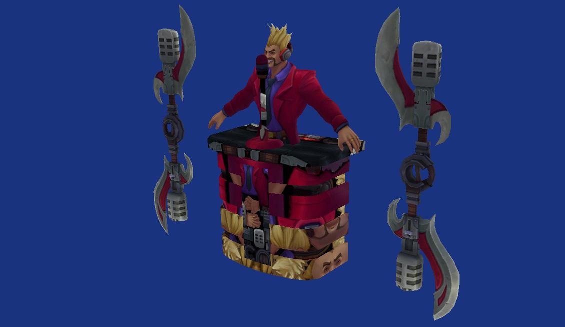 LMHT: Riot Games thử nghiệm 6 trang phục mới 8