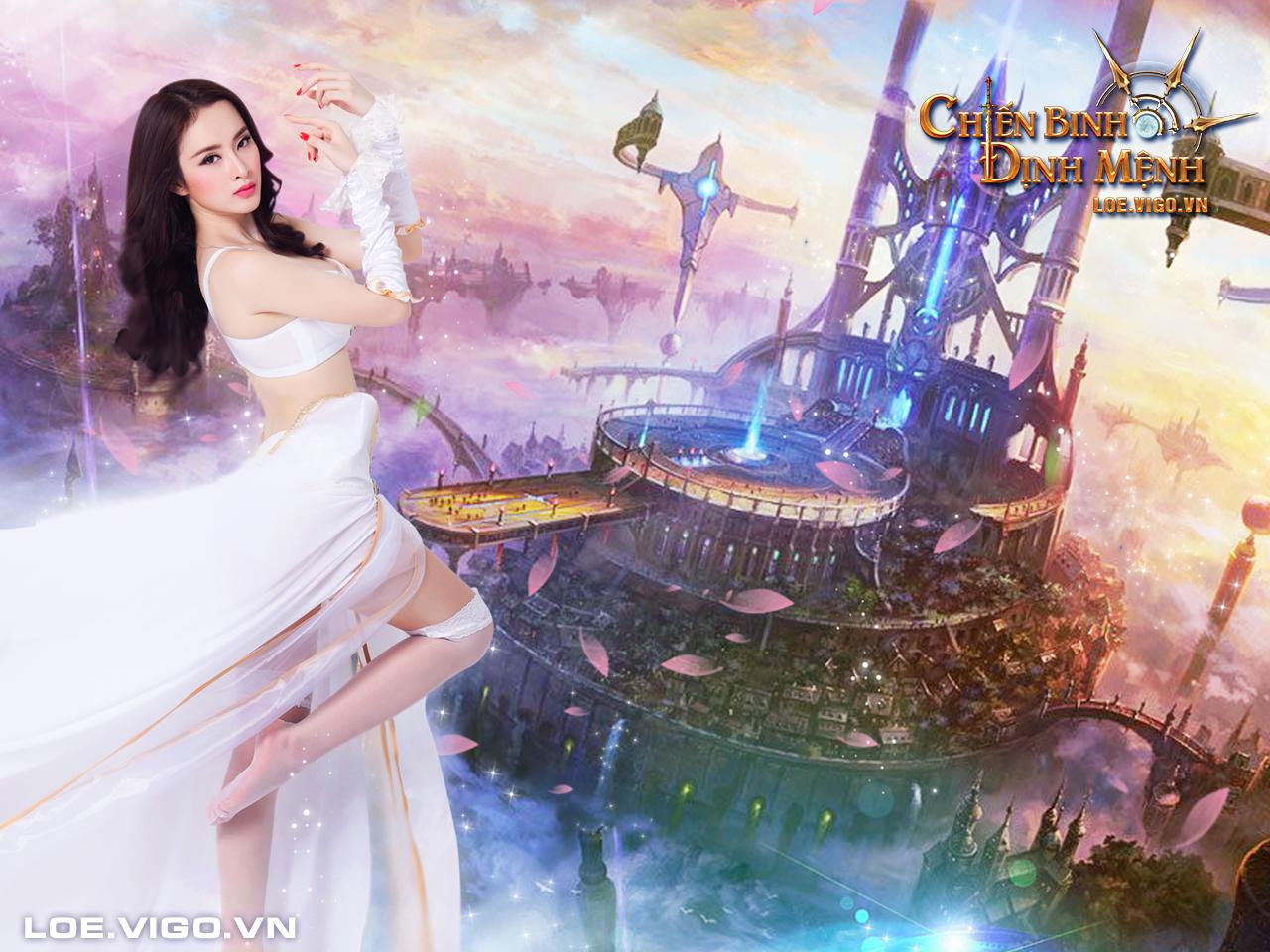 Ngắm thiên thần đáng yêu của Chiến Binh Định Mệnh 7