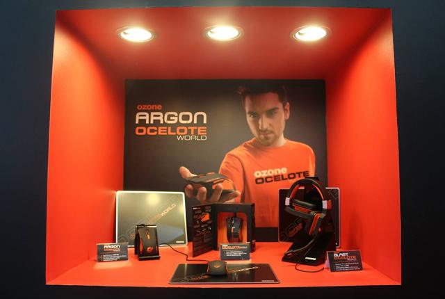 Ozone Gaming ra mắt dòng sản phẩm Ocelote World 3