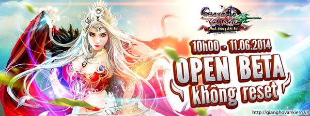CMN Online trình làng game mới Giang Hồ Vấn Kiếm 1