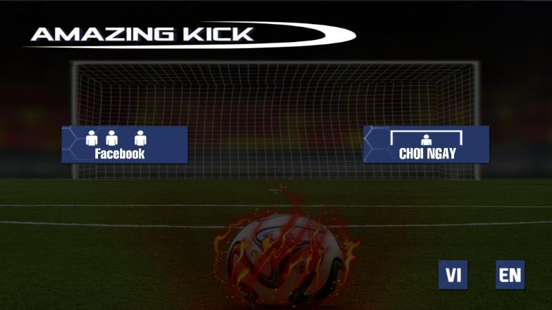 JOY Entertainment hé lộ game mới Amazing Kick 2