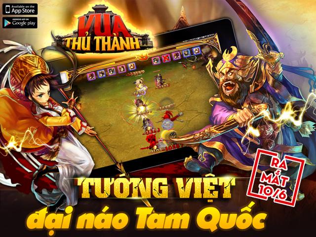 GameLand Mobile tặng giftcode Vua Thủ Thành 1