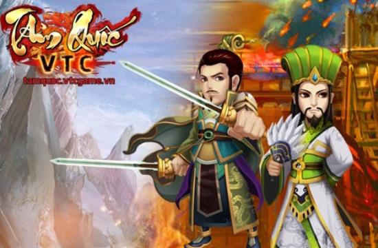 VTC Game hé lộ game mới Tam Quốc VTC 4