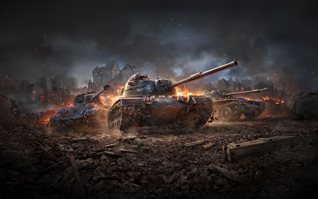 World of Tanks Blitz lên kệ vào ngày 26/06/2014 1