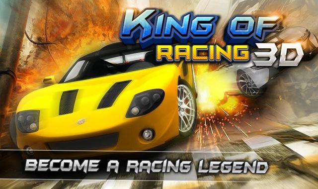 Splay Game đưa King of Racing 3D lên Google Play 2