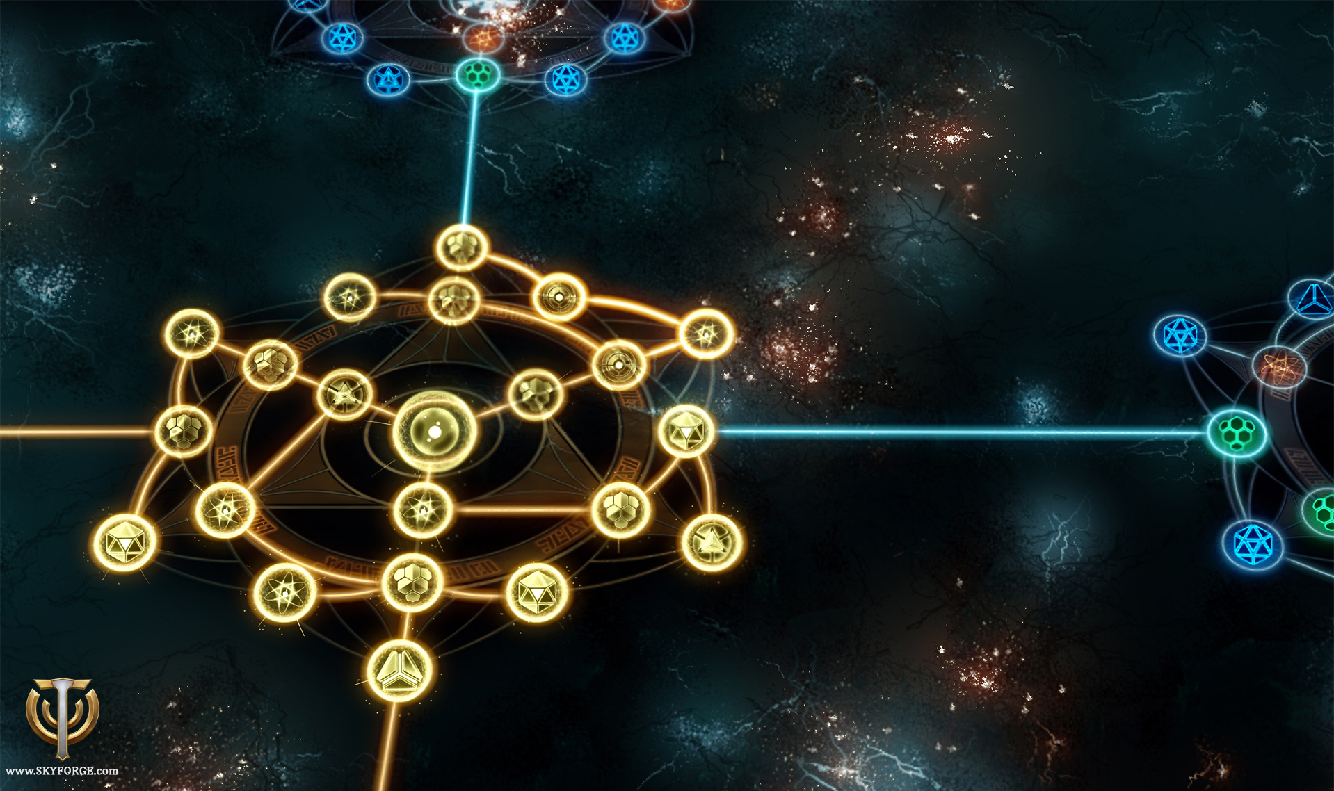 Tìm hiểu hệ thống phát triển nhân vật trong Skyforge 4