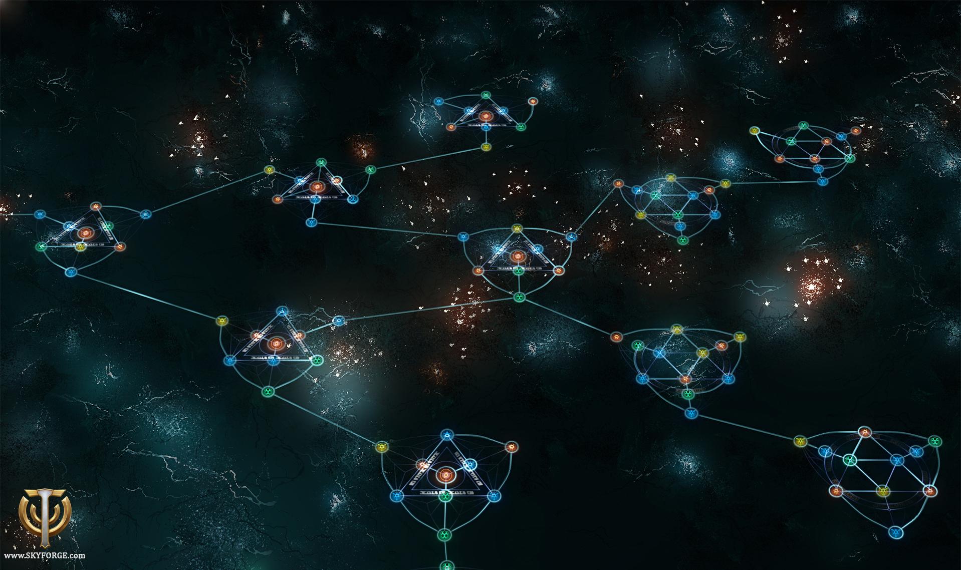 Tìm hiểu hệ thống phát triển nhân vật trong Skyforge 5