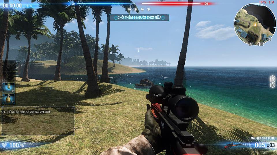 Ngắm giao diện Việt hóa của War Inc. Battle Zone - Ảnh 3