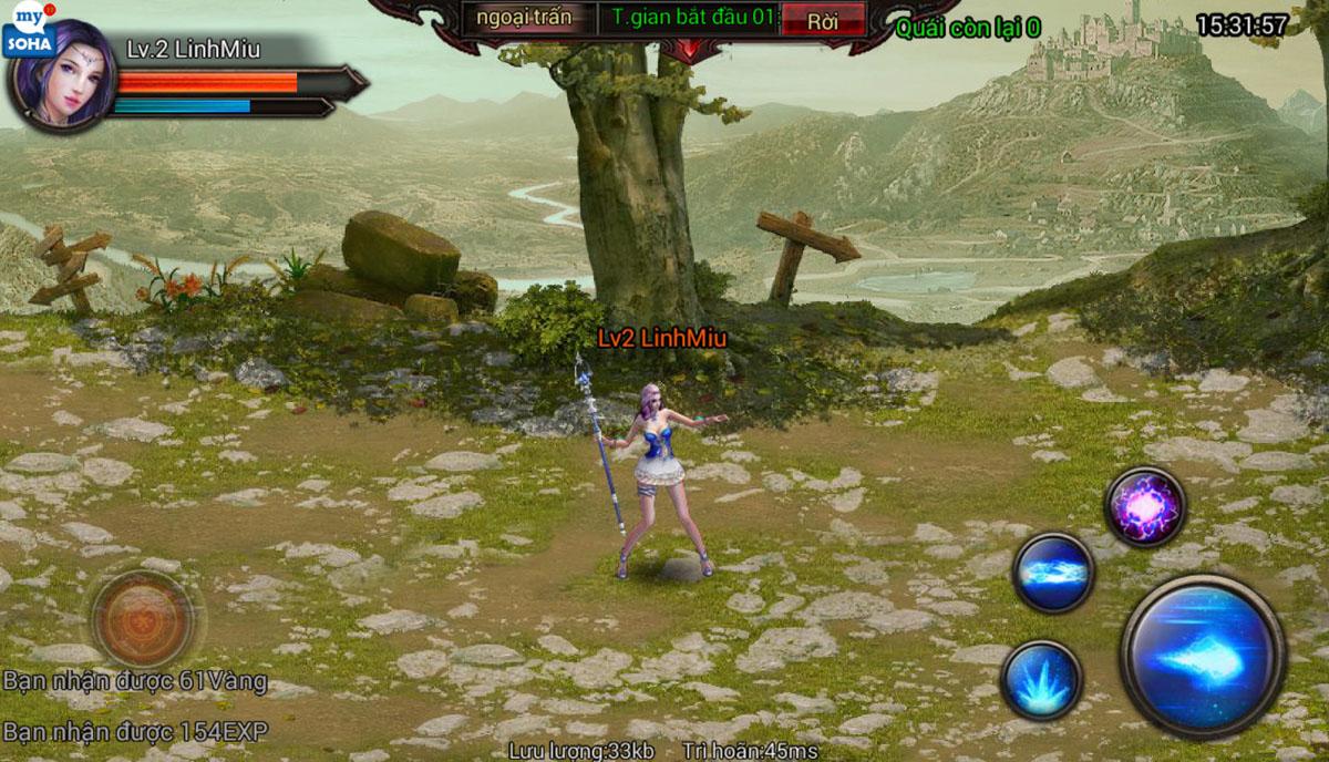 Soha Game hé lộ về game mới Phong Ma