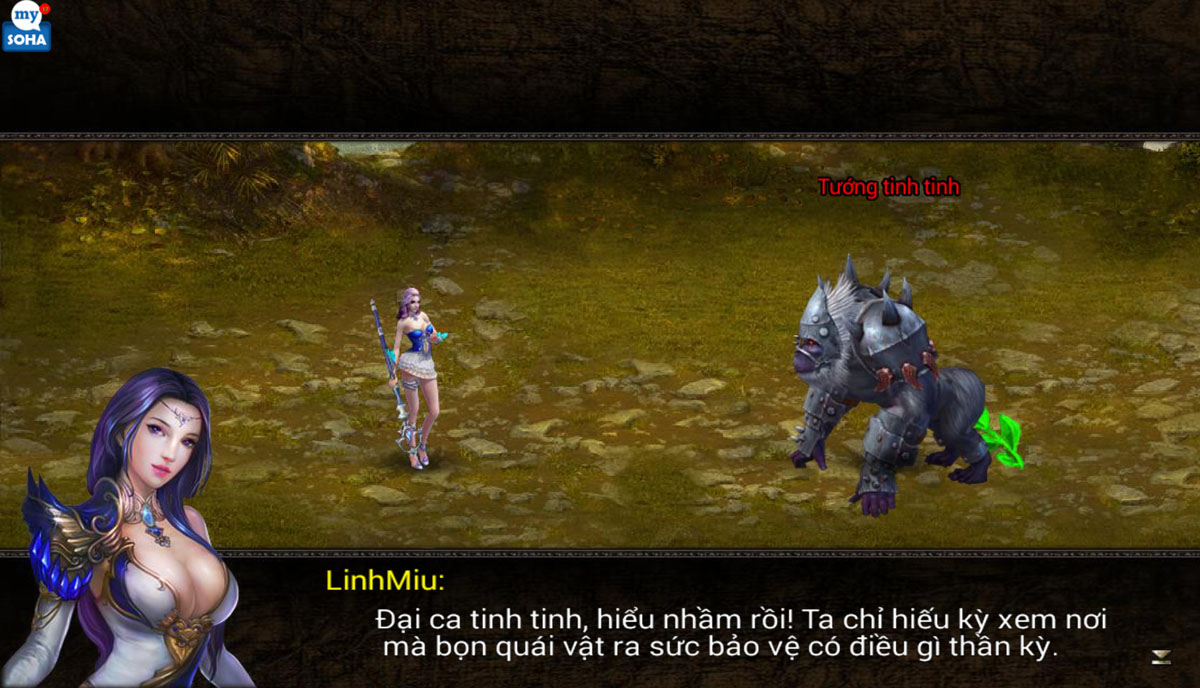 Soha Game hé lộ về game mới Phong Ma - Ảnh 3