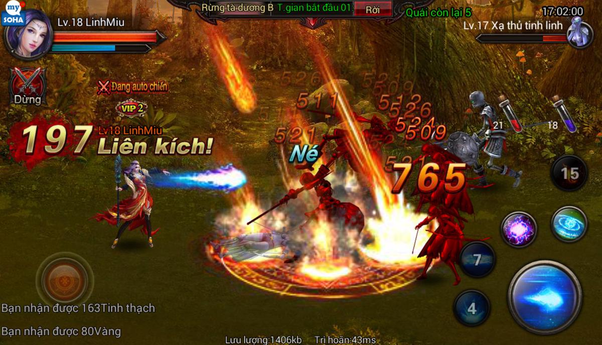 Soha Game hé lộ về game mới Phong Ma - Ảnh 6