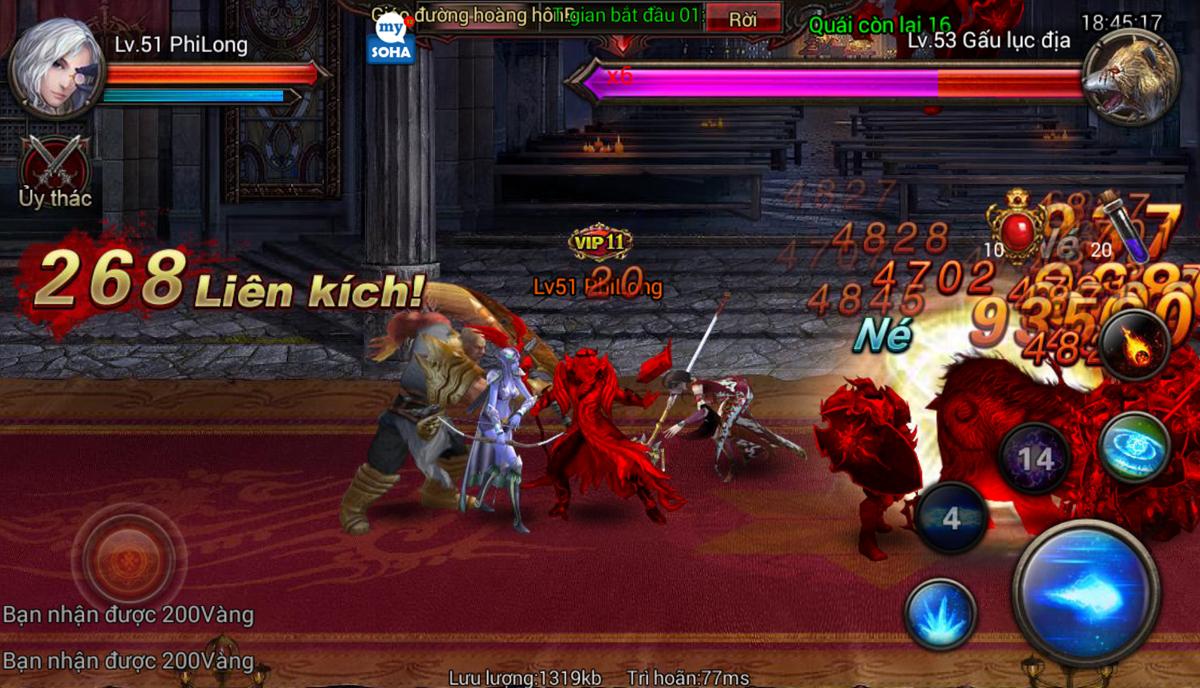 Soha Game hé lộ về game mới Phong Ma - Ảnh 7