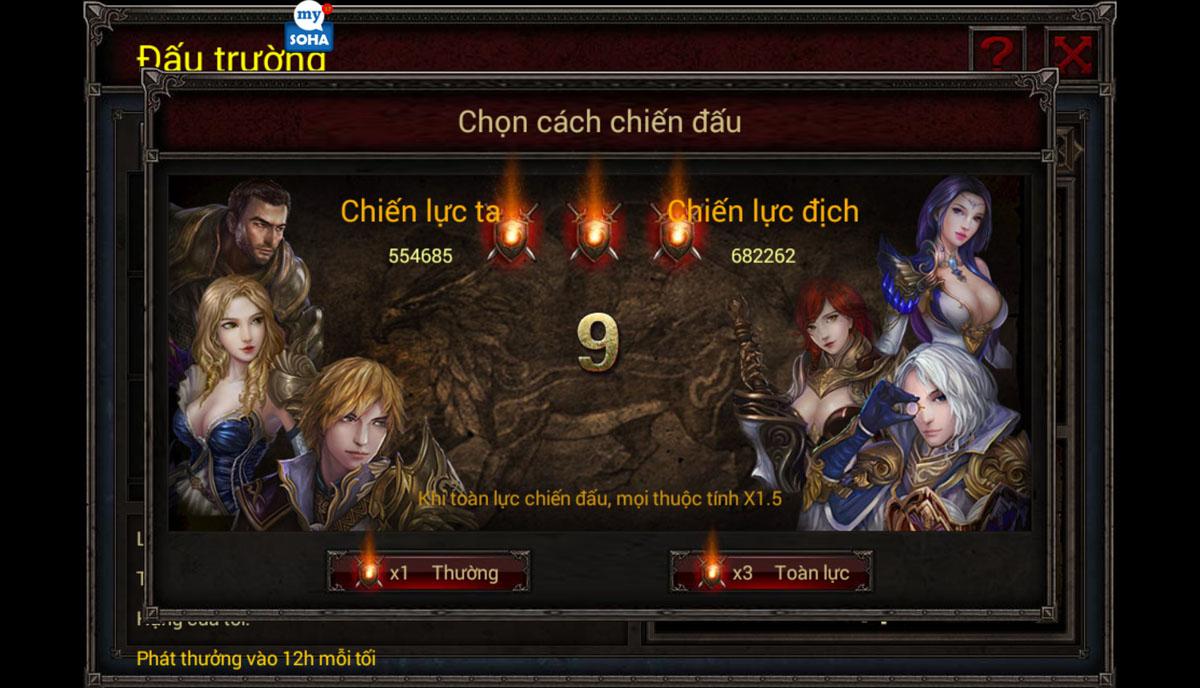 Soha Game hé lộ về game mới Phong Ma - Ảnh 10