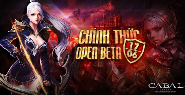 Cabal Online mở cửa Open Beta từ 17/06 1