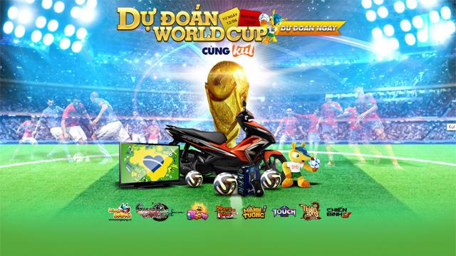 """CMN ra mắt sự kiện """"Dự đoán World Cup cùng Kul"""" 1"""