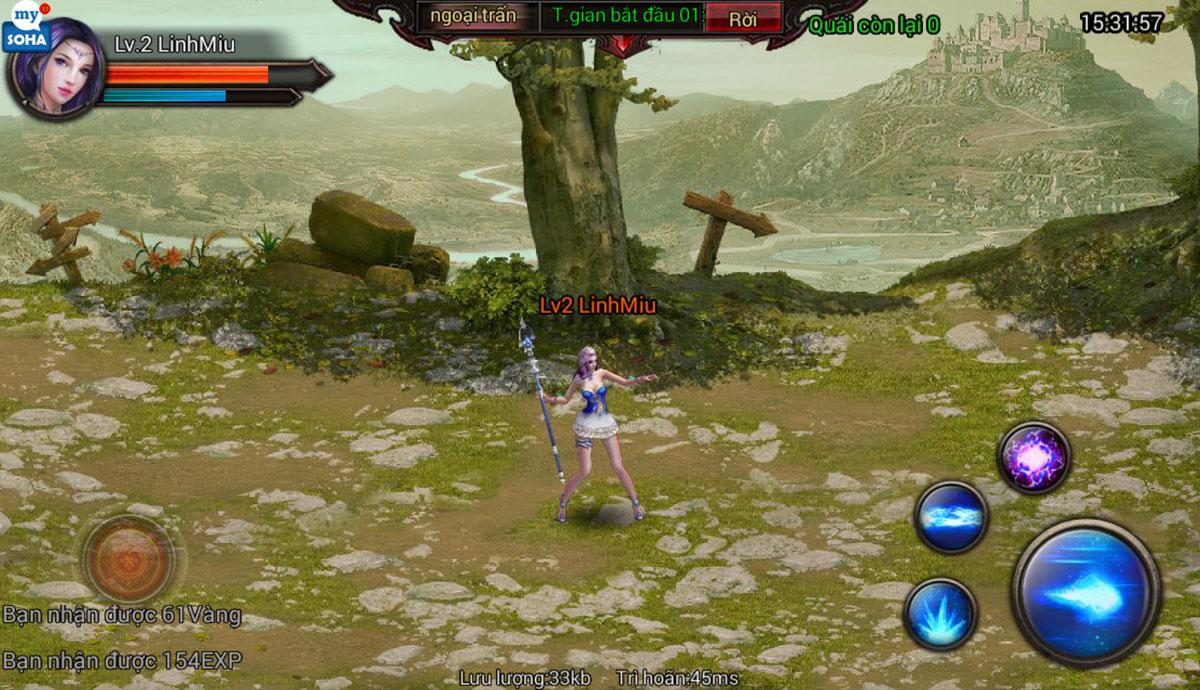 Soha Game công bố ảnh Việt hóa của Phong Ma 4