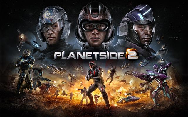 PlanetSide 2 mở cửa Open Beta tại Hàn Quốc 2