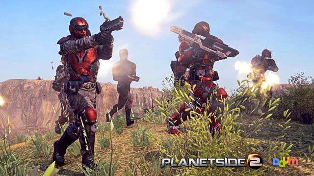 PlanetSide 2 mở cửa Open Beta tại Hàn Quốc 16