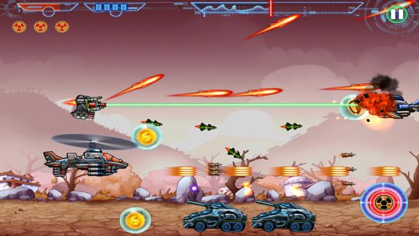 Divmob trình làng game mới Apache Attack 3