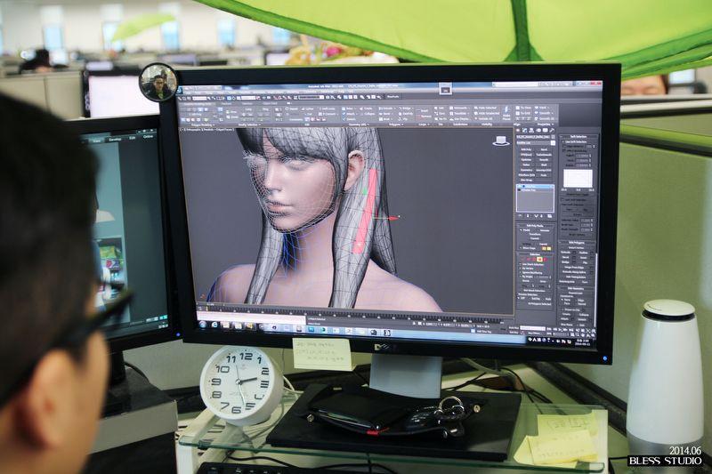 Neowiz Games tiết lộ hậu trường thiết kế Bless Online 2