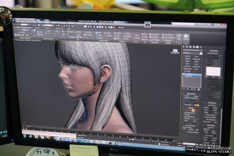 Neowiz Games tiết lộ hậu trường thiết kế Bless Online 3
