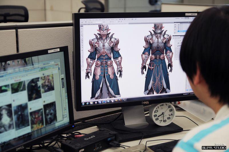 Neowiz Games tiết lộ hậu trường thiết kế Bless Online 6