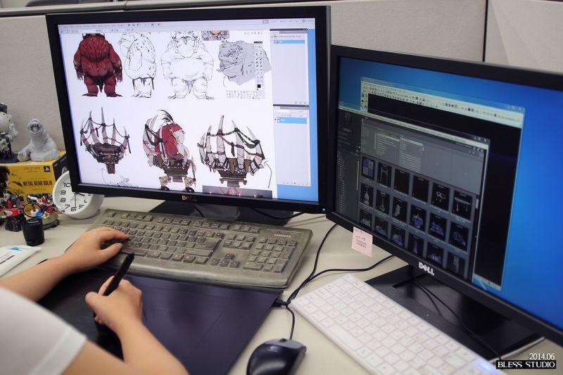 Neowiz Games tiết lộ hậu trường thiết kế Bless Online 7