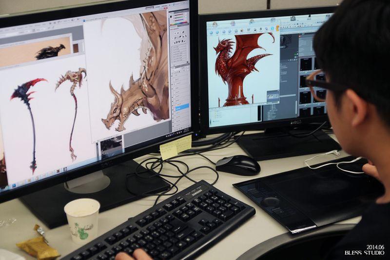 Neowiz Games tiết lộ hậu trường thiết kế Bless Online 8