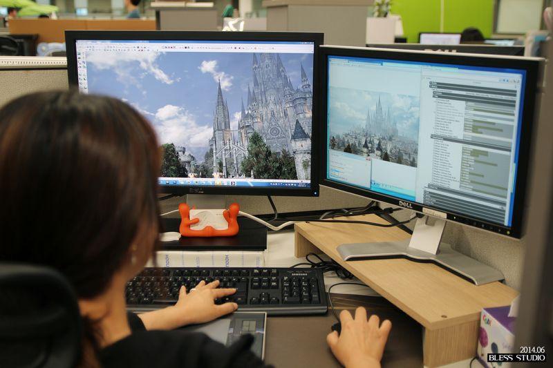 Neowiz Games tiết lộ hậu trường thiết kế Bless Online 10