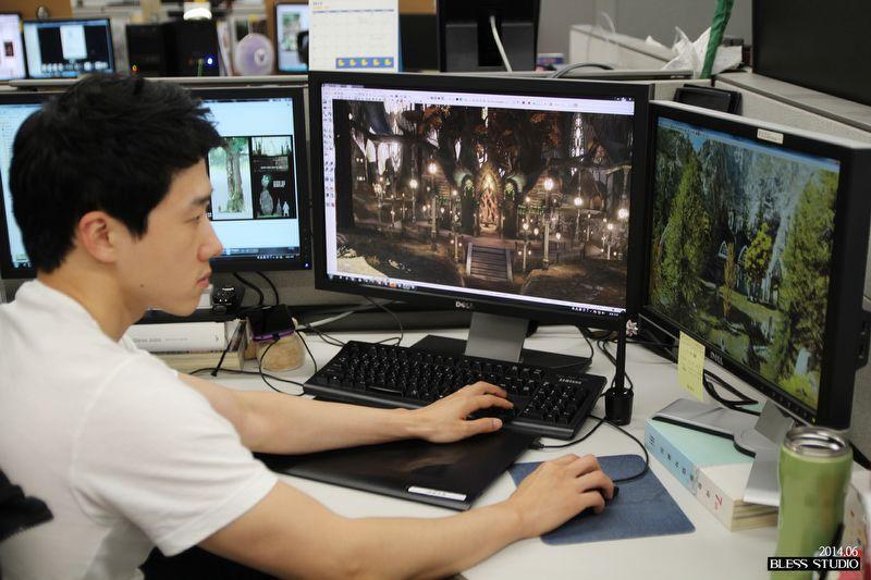 Neowiz Games tiết lộ hậu trường thiết kế Bless Online 12