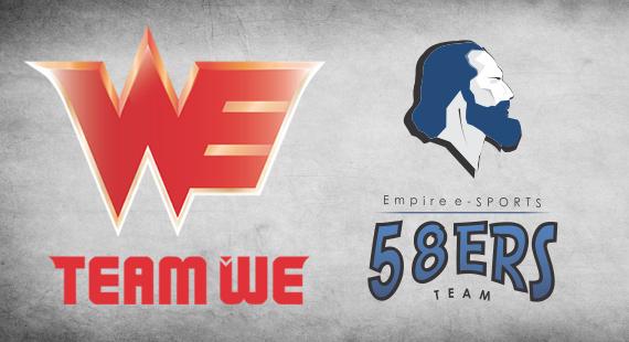 Team 58ers và Team WE chiêu mộ ngoại binh Hàn Quốc 2