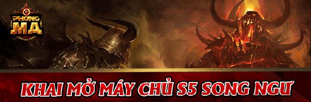 Tặng giftcode Kỹ Năng game Phong Ma 1