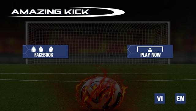 Amazing Kick: World Cup 2014 có mặt trên AppVN 1