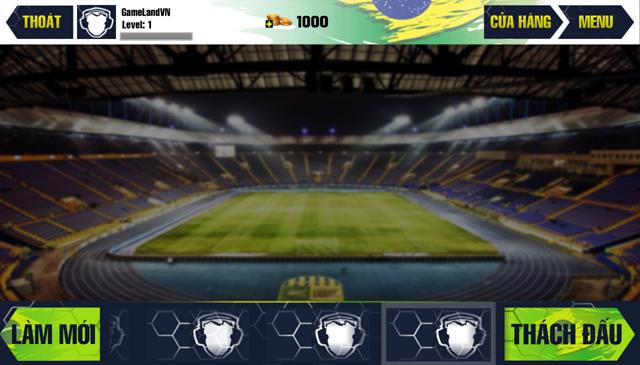 Amazing Kick: World Cup 2014 có mặt trên AppVN 3