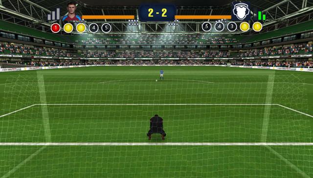 Amazing Kick: World Cup 2014 có mặt trên AppVN 7