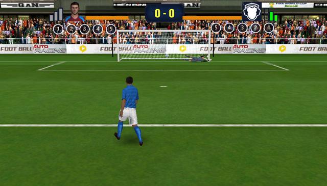 Amazing Kick: World Cup 2014 có mặt trên AppVN 8