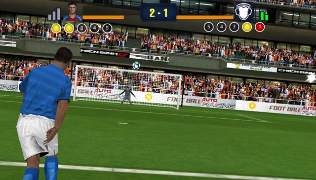 Amazing Kick: World Cup 2014 có mặt trên AppVN 9