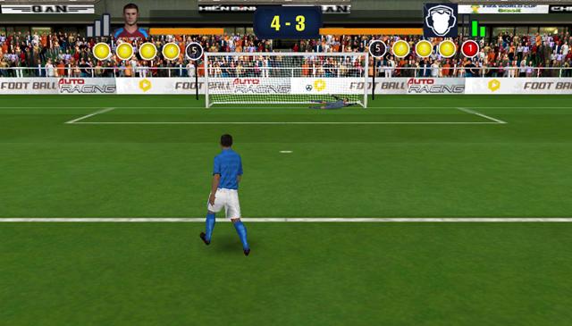 Amazing Kick: World Cup 2014 có mặt trên AppVN 11