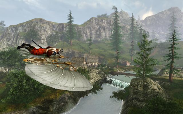 Trion Worlds sẽ phát hành ArcheAge 1.2 tại Bắc Mỹ 10