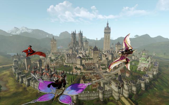 Trion Worlds sẽ phát hành ArcheAge 1.2 tại Bắc Mỹ 11