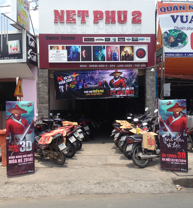 Chơi thử Đao Kiếm 2 miễn phí tại Hà Nội và TP.HCM 2