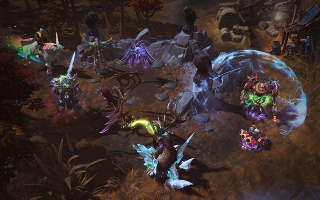 Blizzard mở giới hạn thử nghiệm Heroes of the Storm 3