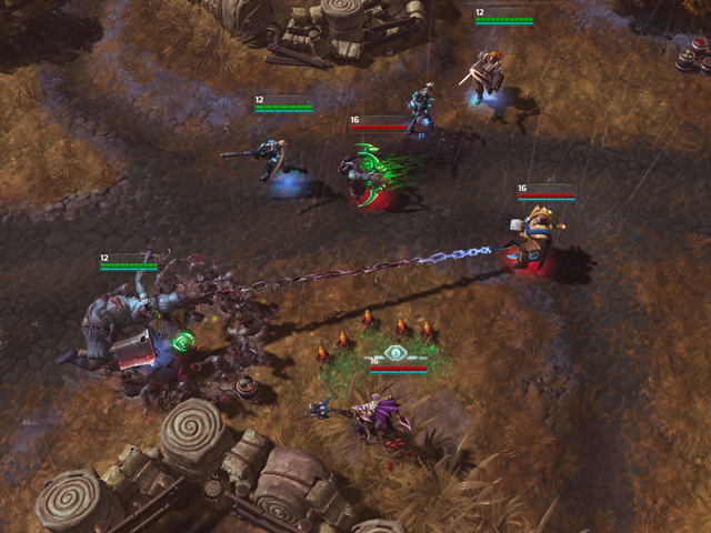 Blizzard mở giới hạn thử nghiệm Heroes of the Storm 6