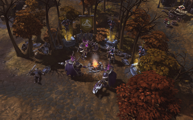 Blizzard mở giới hạn thử nghiệm Heroes of the Storm 8