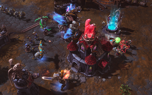 Blizzard mở giới hạn thử nghiệm Heroes of the Storm 9
