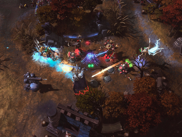 Blizzard mở giới hạn thử nghiệm Heroes of the Storm 10