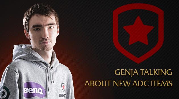 Nghe Genja nói về các thay đổi của phiên bản 4.10 2