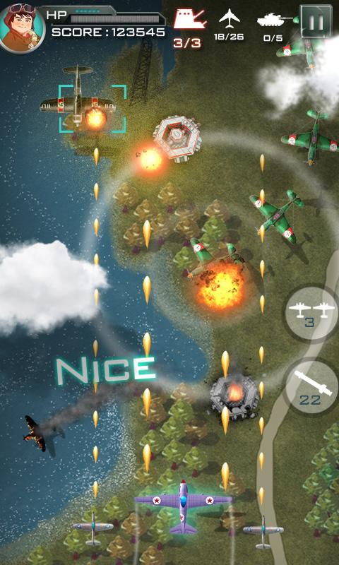Splay Game trình làng game mới Skies Of War 3