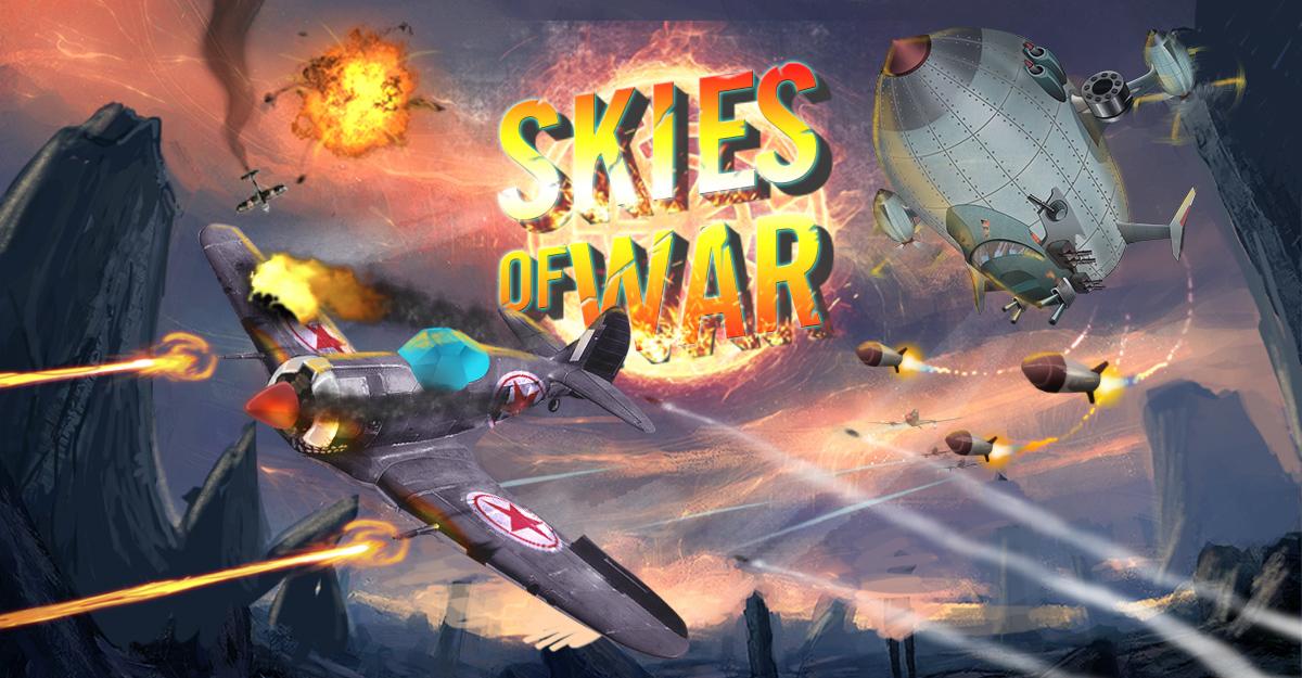 Splay Game trình làng game mới Skies Of War 2